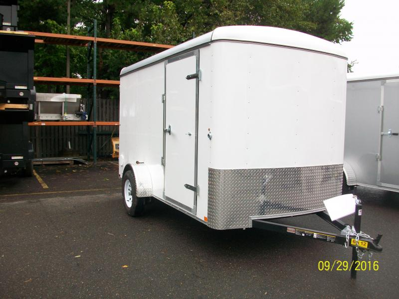 2017 Carry-On 6x12 Enclosed Cargo Trailer 2015905