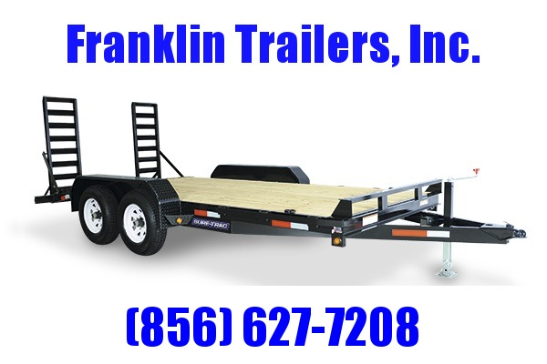 2019 Sure-Trac 7 x 18 Implement Trailer  14K 2020609