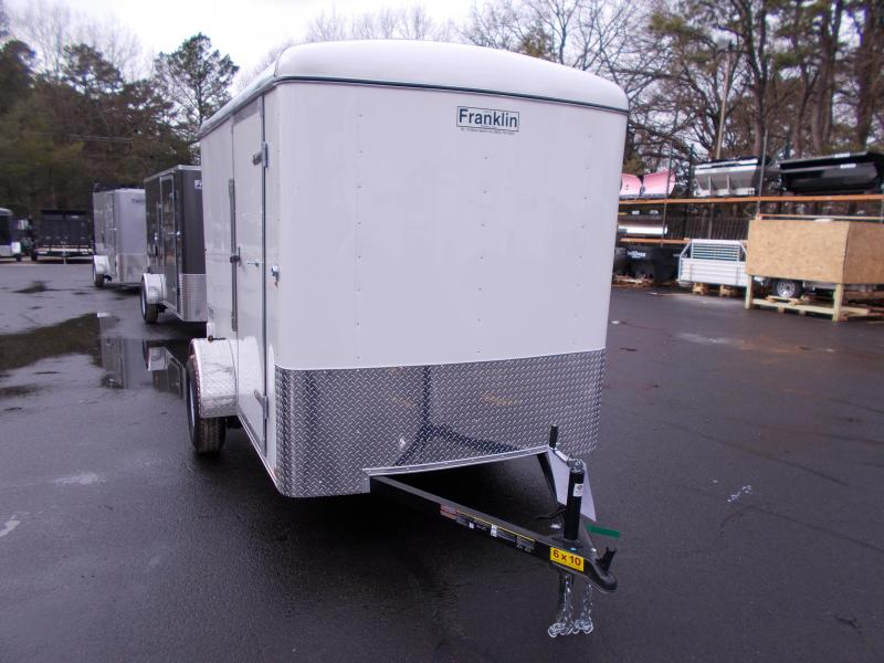 2019 Carry-On 6X10 Enclosed Cargo Trailer 2019823