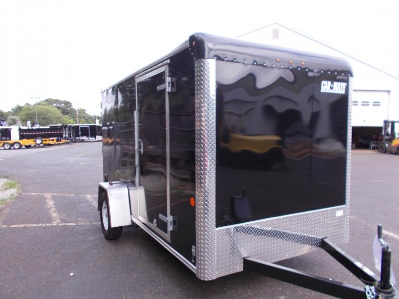 2018 Car Mate Trailers 6x12 Enclosed Cargo Trailer 2019365