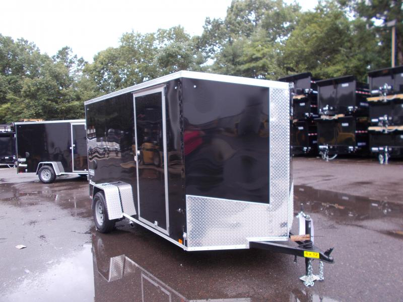 2018 Cargo Express Xlw 6x12 Cargo Cargo / Enclosed Trailer 2019442