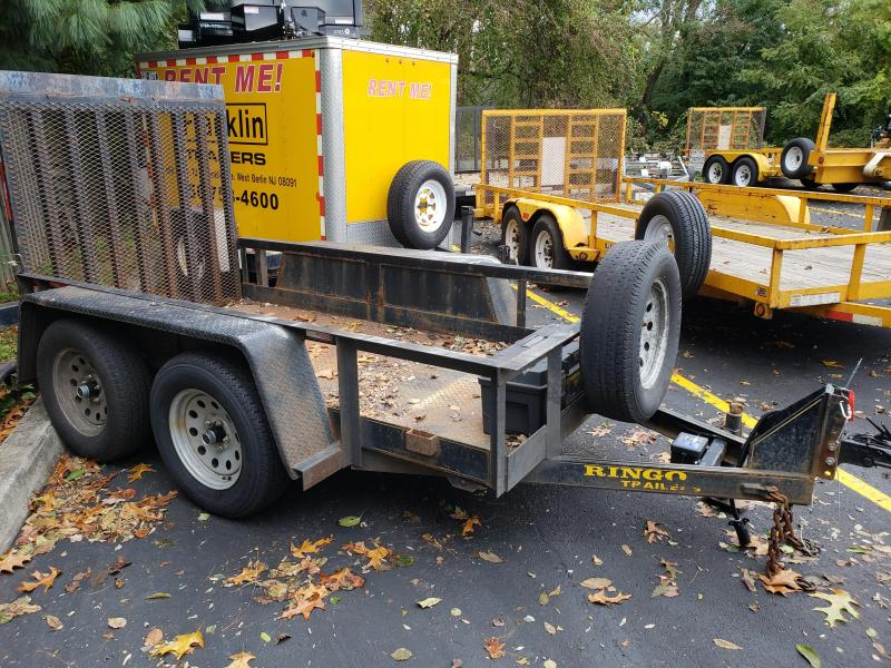2015 Other 5x10 Tandem Utility Trailer 2019465