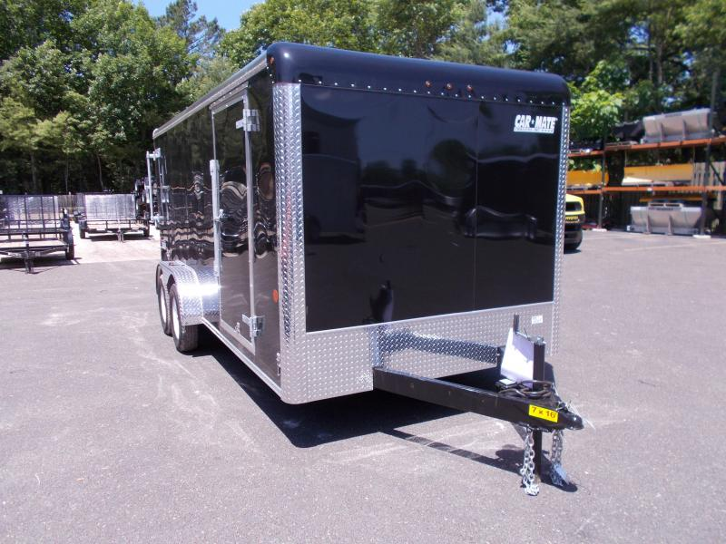2018 Car Mate Trailers 7x16 Enclosed Cargo Trailer 2018980
