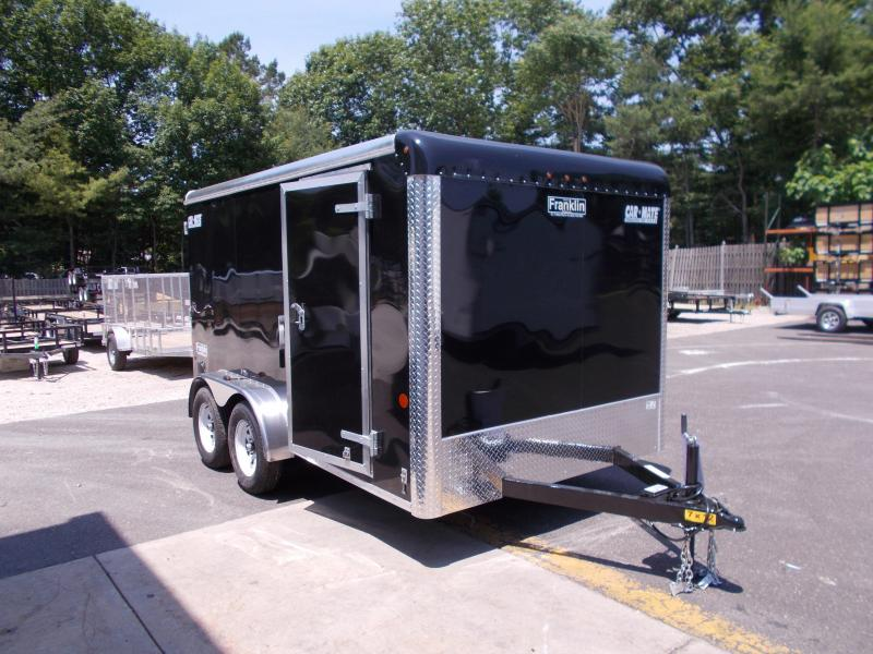 2018 Car Mate Trailers 7x12 Enclosed Cargo Trailer 2019042