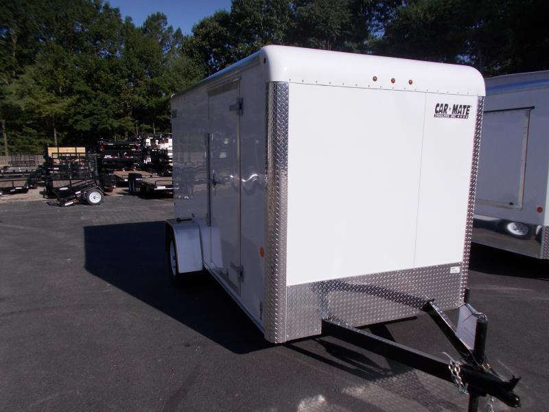 2020 Car Mate Trailers 6x12 Enclosed Cargo Trailer 2020800