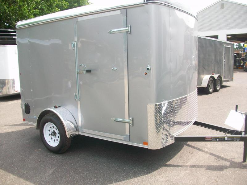 2017 Carry-On 6X10 Enclosed Cargo Trailer 2017461