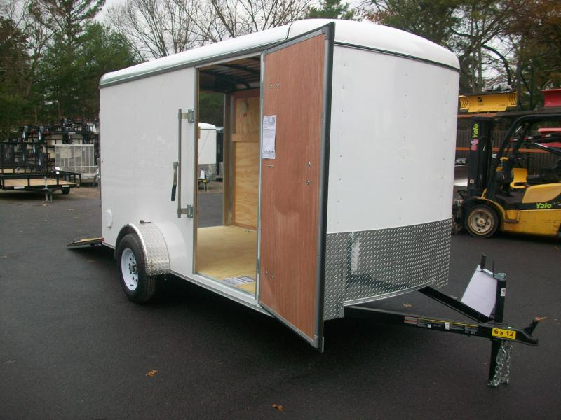 2018 Carry-On Enclosed Cargo Trailer 2018050