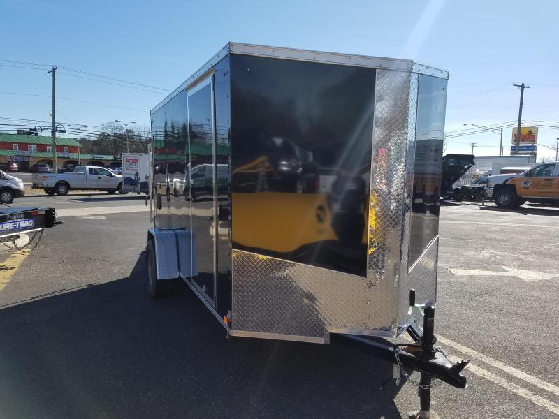 2018 Cargo Express 6x12 Enclosed Cargo Trailer 2018406