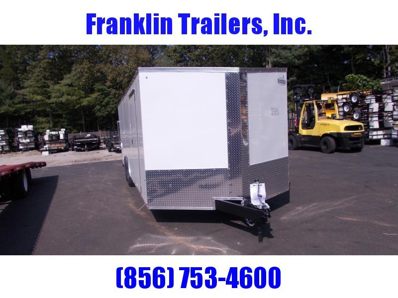 2020 Cargo Express 8.5X24 Car / Racing Trailer 2021028