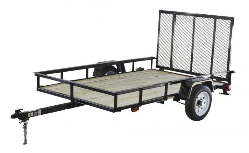 2019 Carry-On 5X8 Utility Trailer 2020429