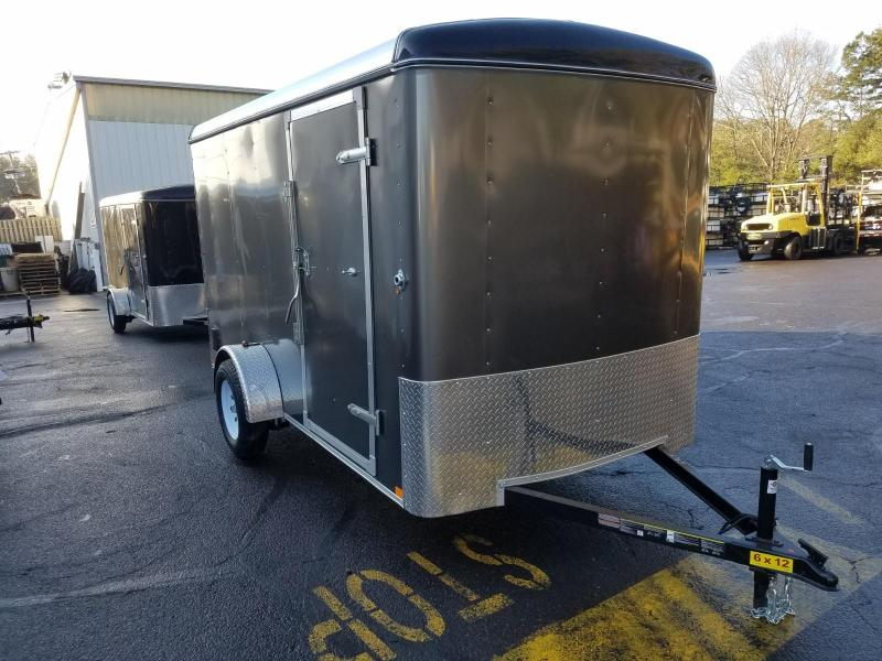 2019 Carry-On 6X12 Enclosed Cargo Trailer 2020105
