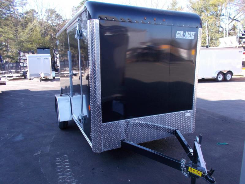 2019 Car Mate Trailers 6x12 Enclosed Cargo Trailer 2019738