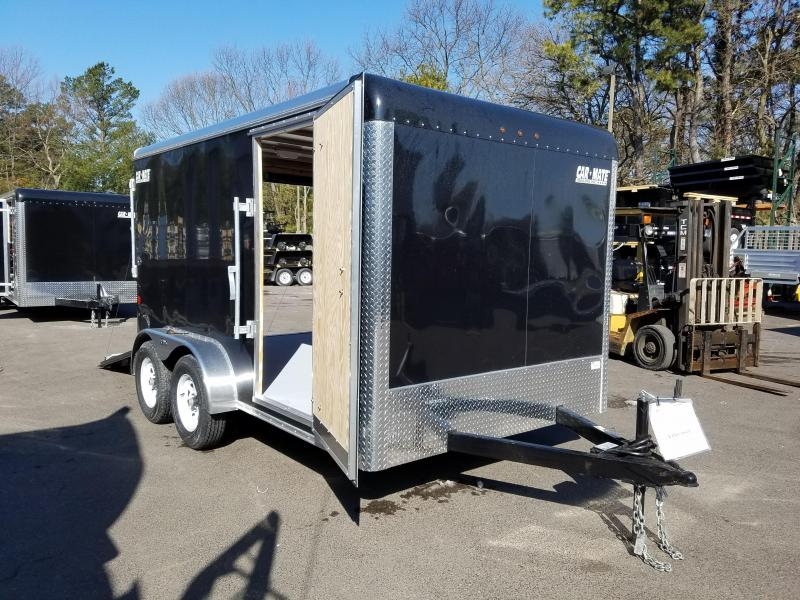 2018 Car Mate Trailers 7x18 Enclosed Cargo Trailer 2018584