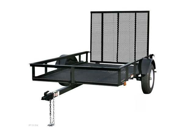 2018 Carry-On 5X8SP - 2000 lbs. GVWR Specialty Utility Trailer 2019224