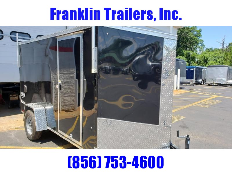 2019 Cargo Express 6X12 Enclosed Cargo Trailer 2019669