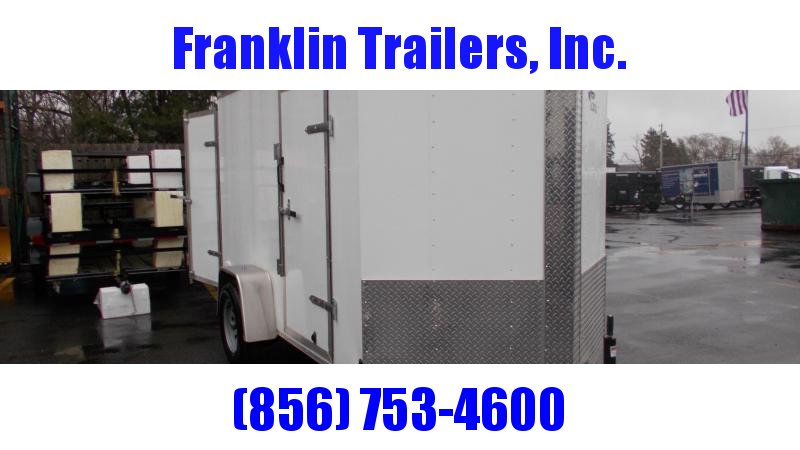 2020 Lark 6X10 Enclosed Cargo Trailer 2022016