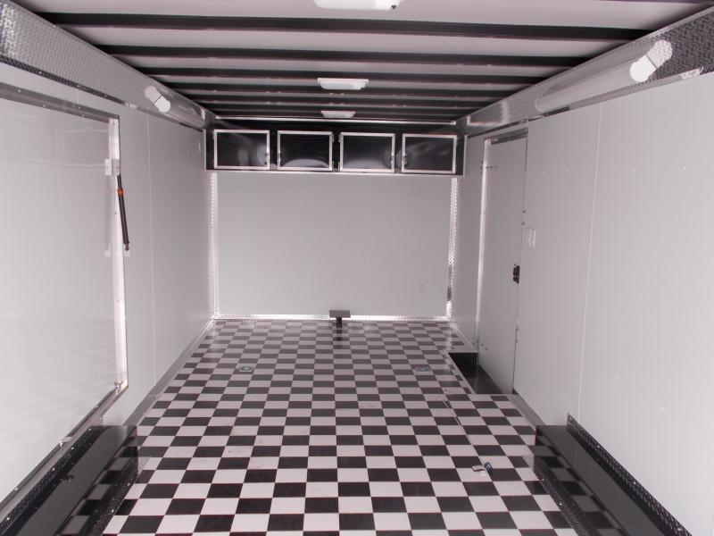 2019 Car Mate Trailers 8.5x24 10K Car / Racing Trailer 2020008