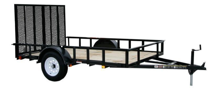 2018 Carry-On 6x10 Utility Trailer 2018206
