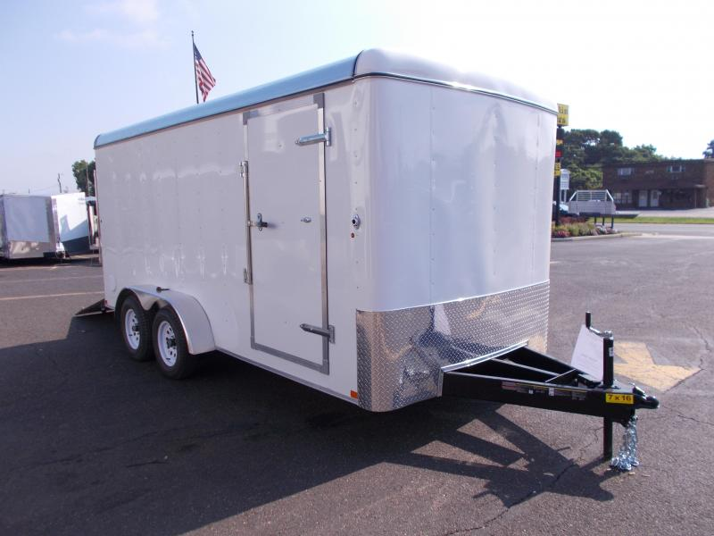 2018 Carry-On 7X16 Enclosed Cargo Trailer 2019438