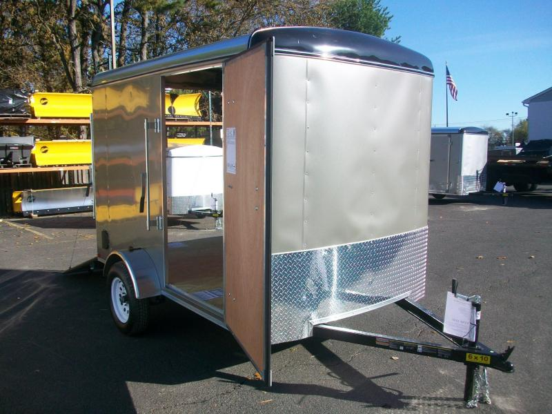2018 Carry-On 6x10 Enclosed Cargo Trailer 2017953