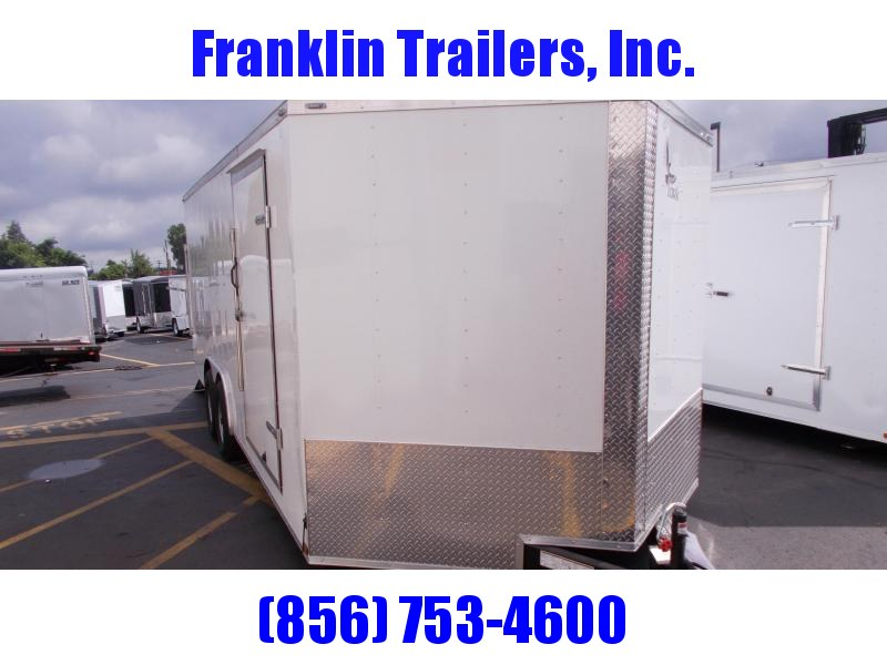 2020 Lark 8.5x20 10K Car / Racing Trailer 2020856