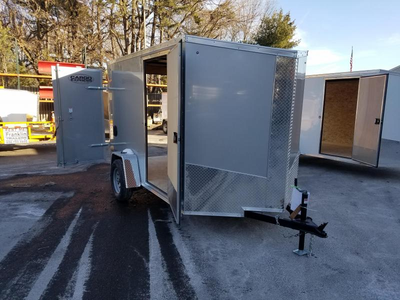 2018 Cargo Express 6x10 Enclosed Cargo Trailer 2018177