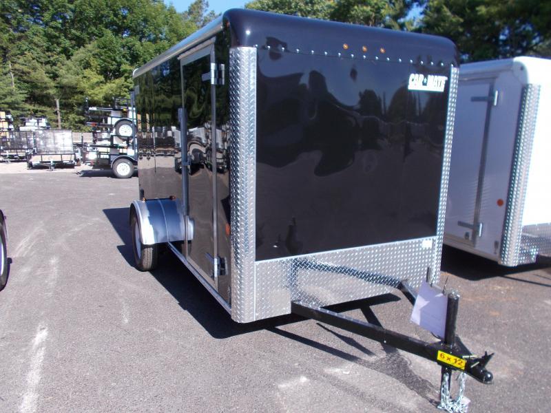 2018 Car Mate Trailers 6x12 Enclosed Cargo Trailer 2019012
