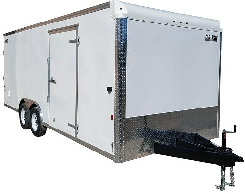 2019 Car Mate Trailers 8.5x24 Car / Racing Trailer 2020060