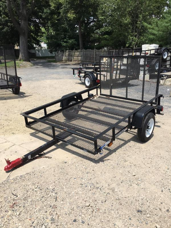 2016 Carry-On 5X8G Utility Trailer 2014503