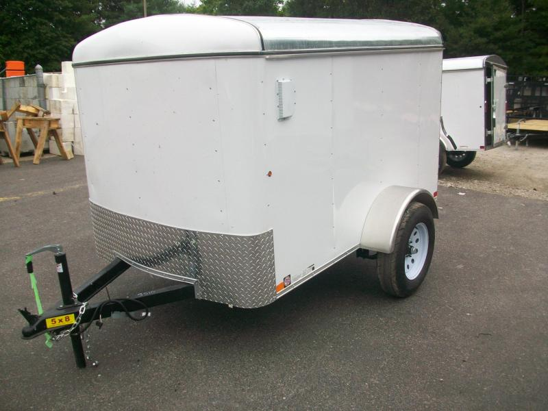 2018 Carry-On 5x8 Enclosed Cargo Trailer 2017813