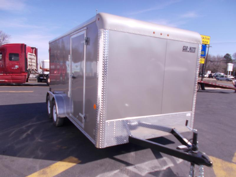 2019 Car Mate Trailers 7x14 Enclosed Cargo Trailer 2020421
