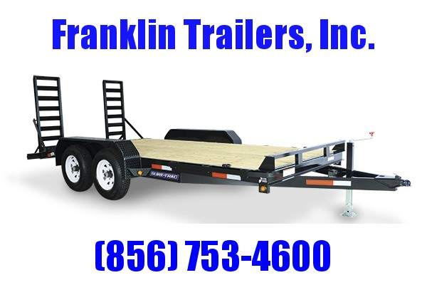 2019 Sure-Trac 7 x 18 Implement Trailer  14K 2020606