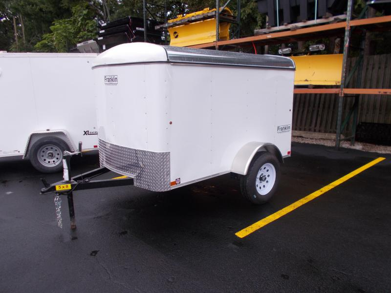 2019 Carry-On 5x8 Enclosed Cargo Trailer 2019524