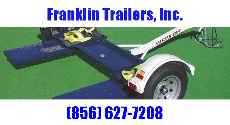 2019 Master Tow Model 80THD Tow Dolly 2020680