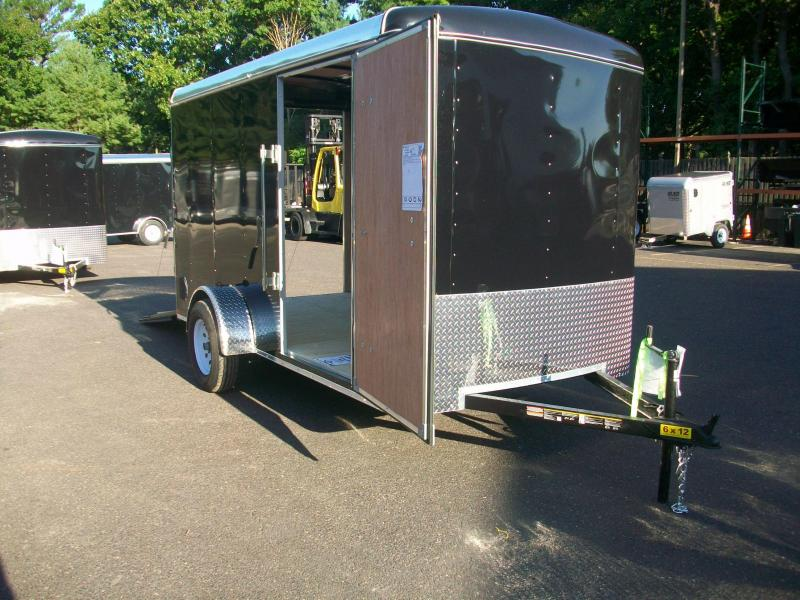 2018 Carry-On 6x12 Enclosed Cargo Trailer 2017770
