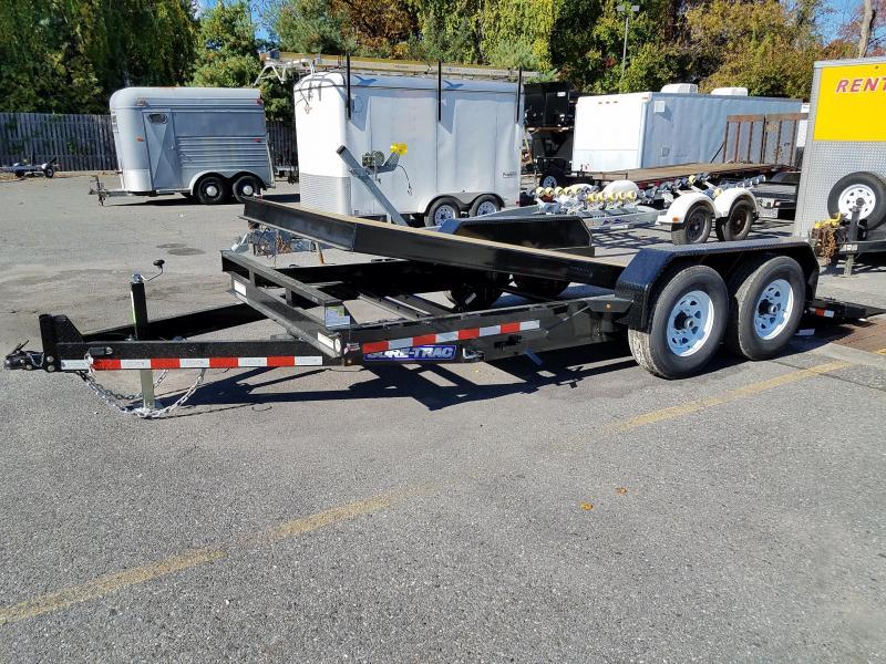 2018 Sure-Trac 7 x 18 Tilt Bed Equipment 14k 2018618
