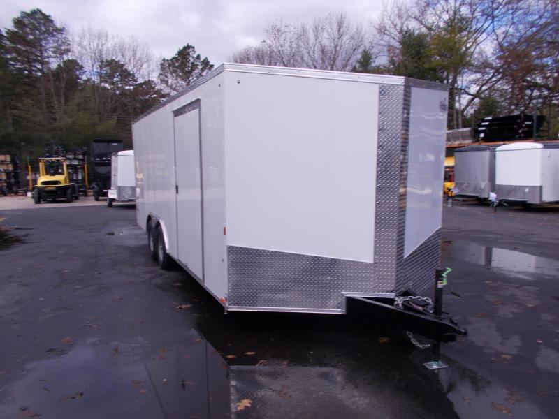 2019 Cargo Express Xlw Se 8.5 Wide Cargo 10k Cargo / Enclosed Trailer 2019670