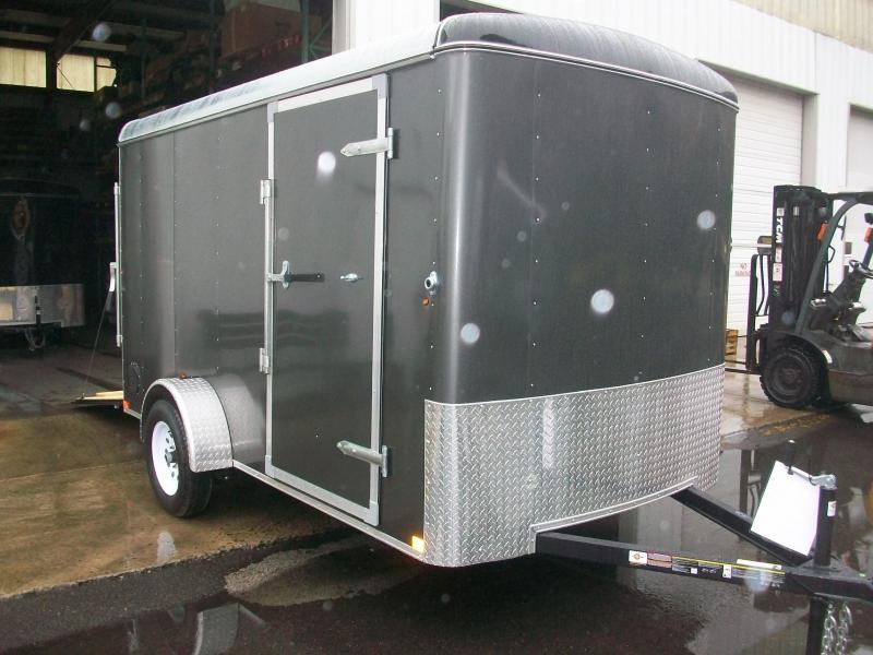 2018 Carry-On 6x12 Enclosed Cargo Trailer 2017945