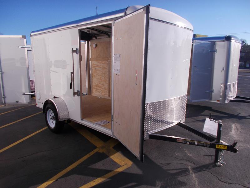 2019 Carry-On 6X12 Enclosed Cargo Trailer 2020328