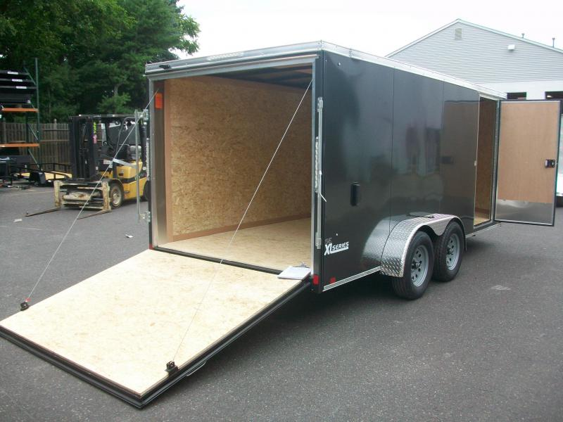 Cargo Express 7x16 Enclosed Cargo Trailer 2017530