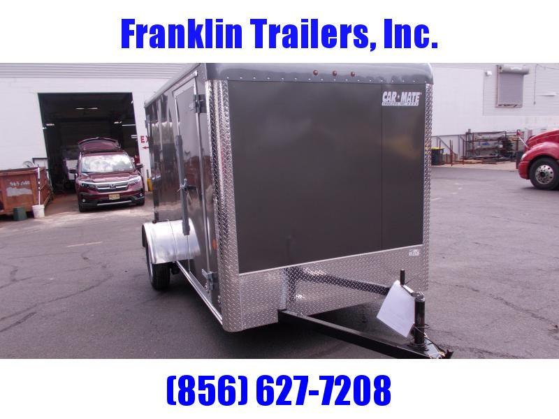 2020 Car Mate Trailers 6x12 Enclosed Cargo Trailer 2020898