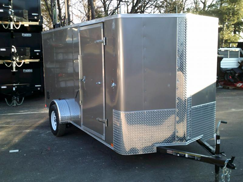 2018 Carry-On 6x14 Enclosed Cargo Trailer 2018582
