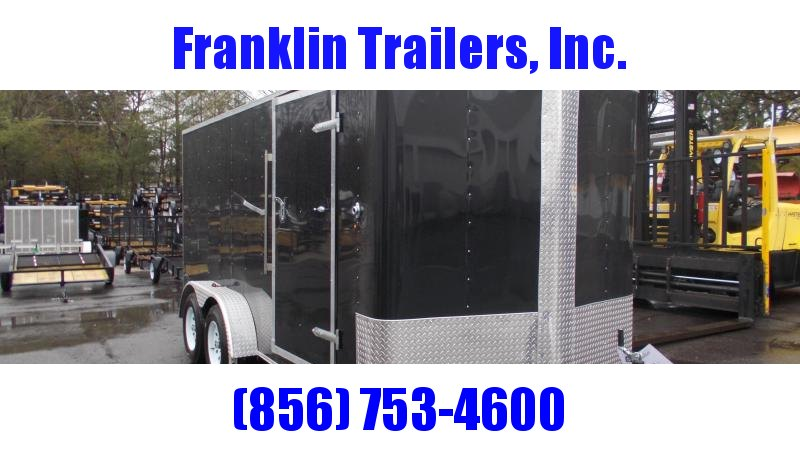 2020 Carry-On 7X16 Enclosed Cargo Trailer 2022019