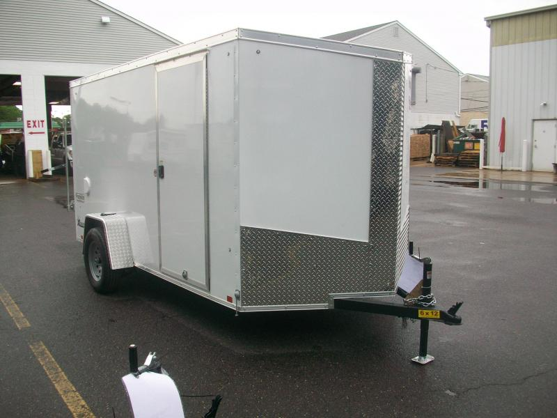 2018 Cargo Express 6X12 Enclosed Cargo Trailer 2017485