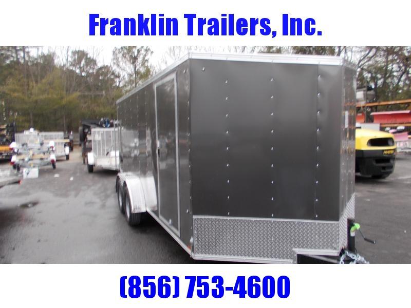 2021 Cargo Express 7X16 Enclosed Cargo Trailer 2021625