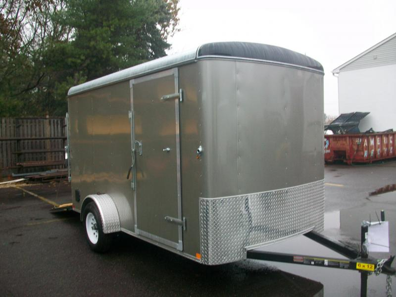 2018 Carry-On 6x12 Enclosed Cargo Trailer 2017947