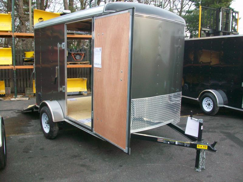 2018 Carry-On 6x10 Enclosed Cargo Trailer 2018115
