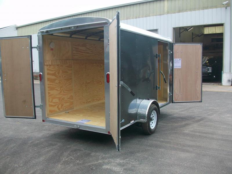 2017 Carry-On 6X12 Enclosed Cargo Trailer 2017403