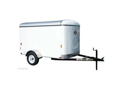 2018 Carry-On 5x8 Enclosed Cargo Trailer 2019293