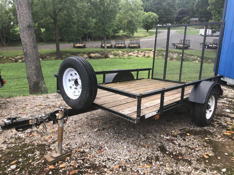 2016 Carry-On 5X8SP Utility Trailer